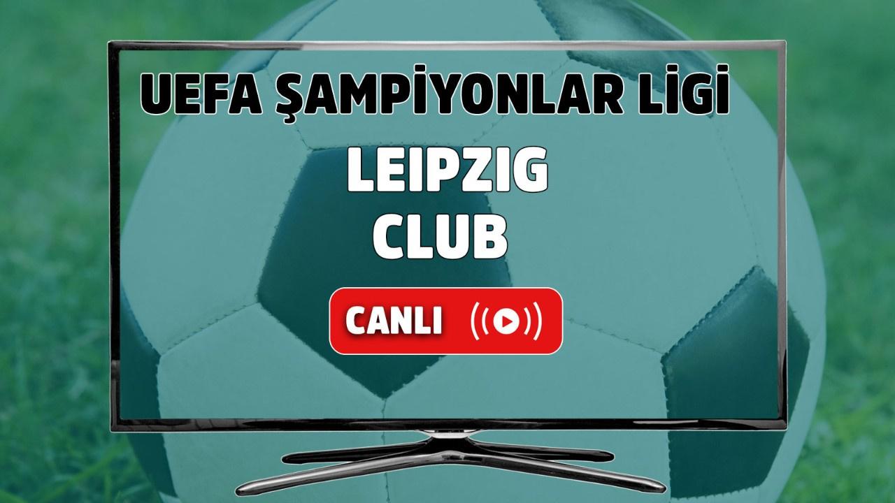 Leipzig – Club Brugge Canlı izle