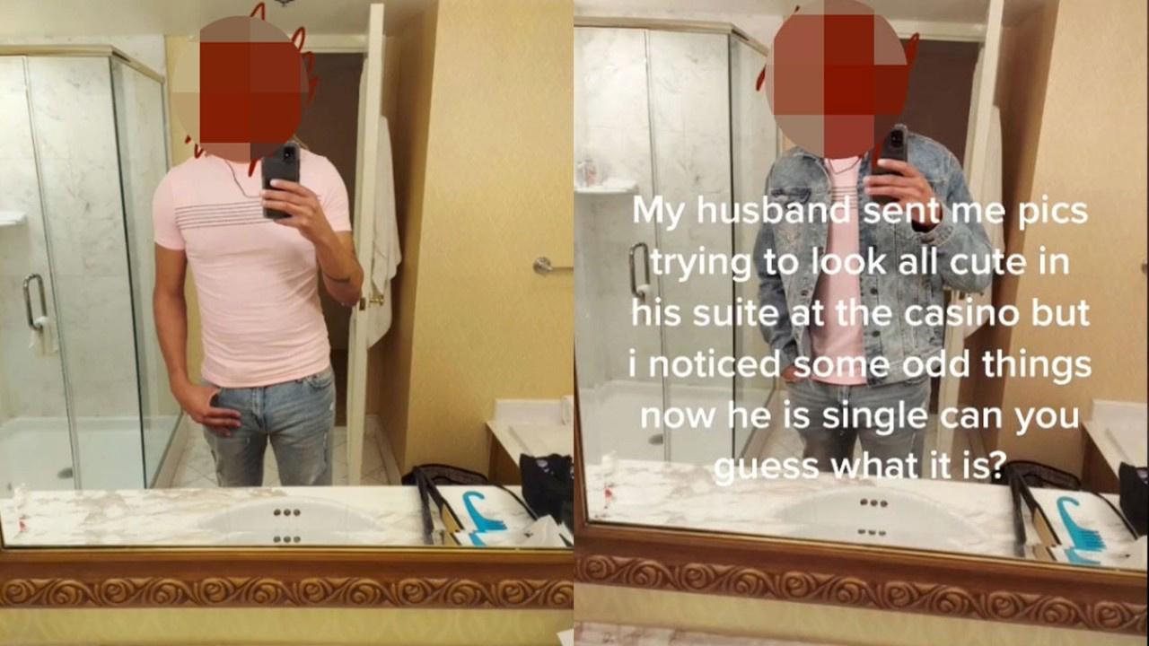 Bu fotoğrafı gönderen kocasından boşandı! Detayı kadınlar fark etti