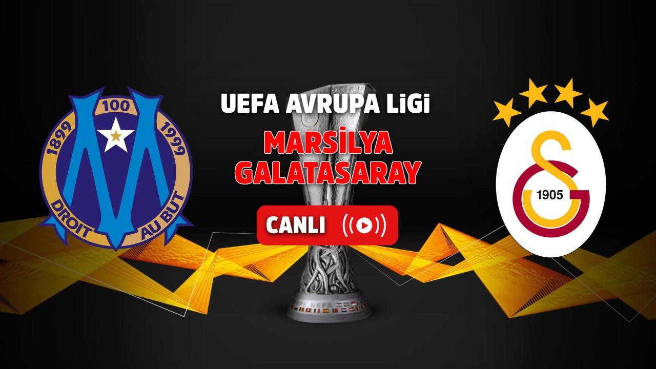 Marsilya - Galatasaray canlı izle