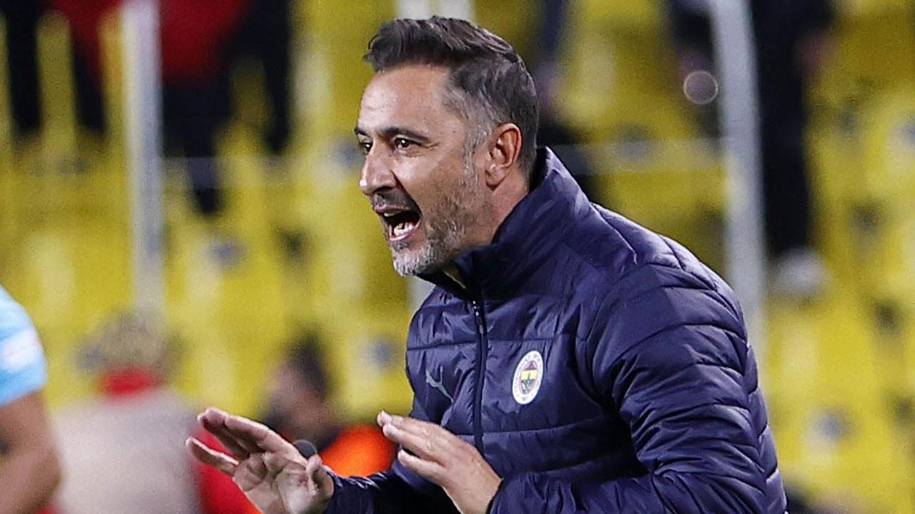 Vitor Pereira: Böyle bir mağlubiyeti açıklamak zor