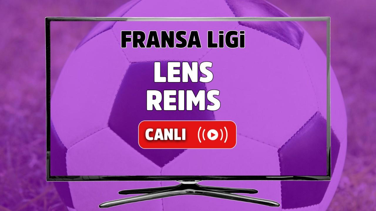Lens – Reims Canlı izle
