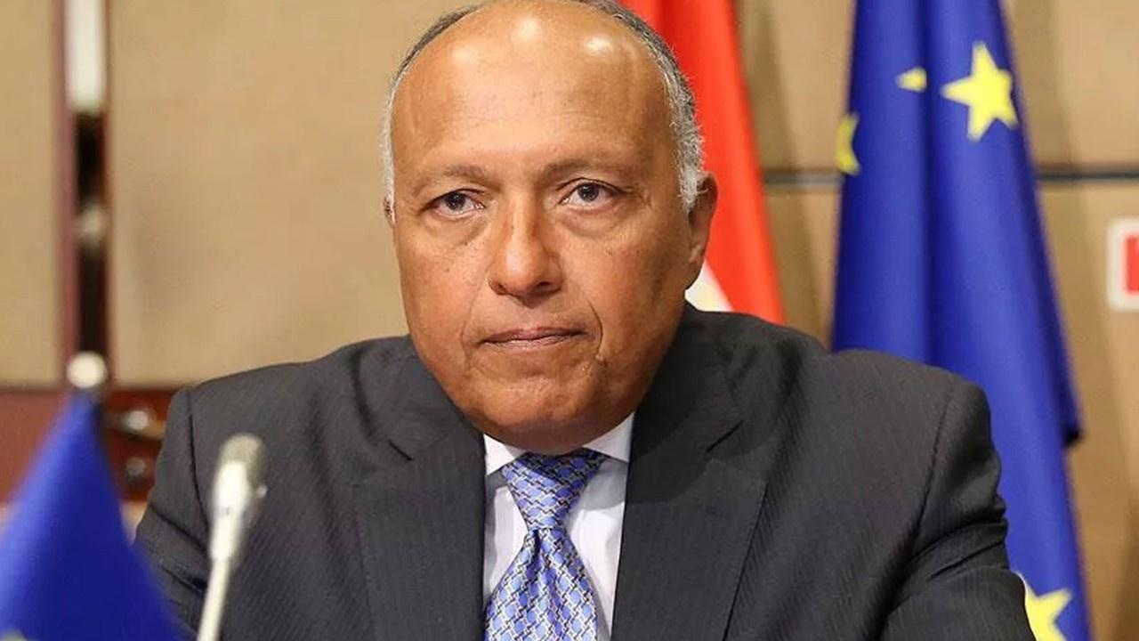 Mısır Dışişleri Bakanı Samih Şukri, Türkiye ile ülkesi arasındaki ilişkilerin gelişme gösterdiğini bildirdi