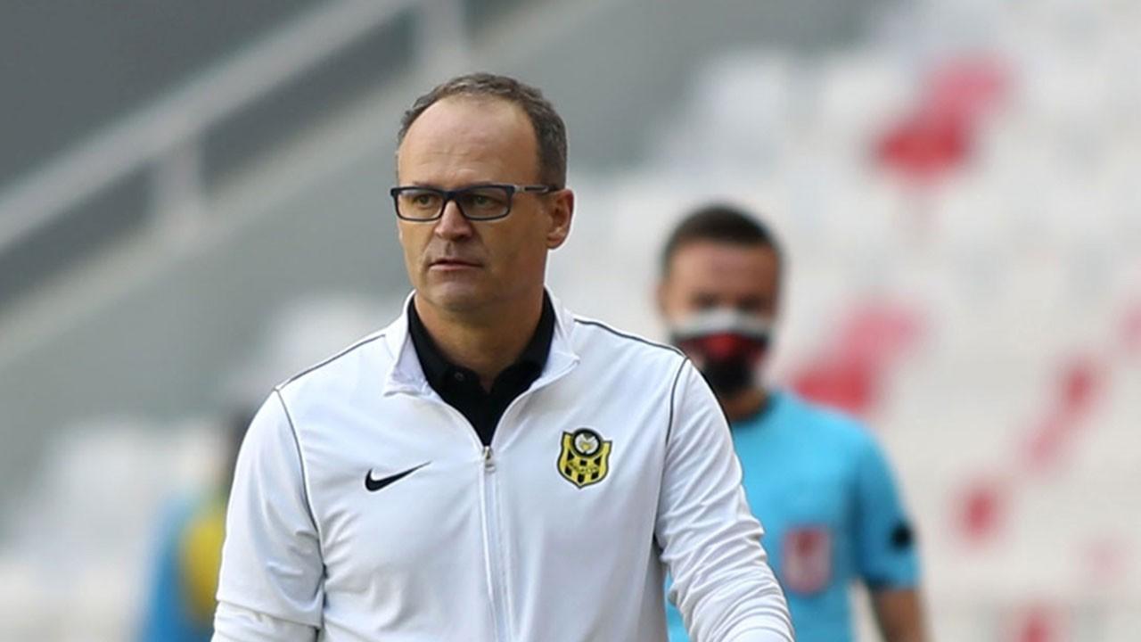 Süper Lig'de o hocanın görevine son verildi!