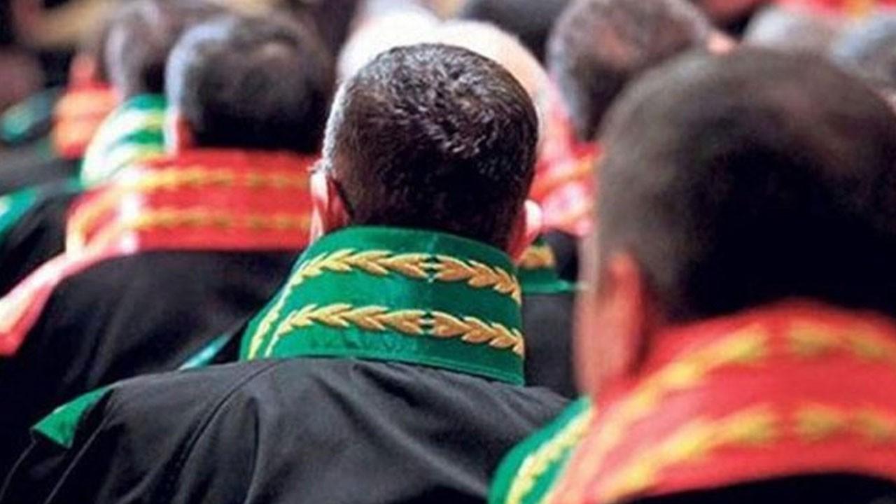 359 hakim ve savcının görev yeri değiştirildi
