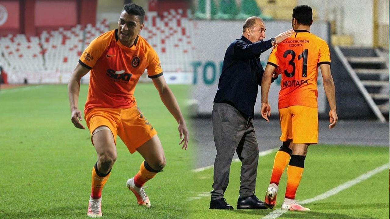 Fatih Terim'den Mostafa Mohamed kararı!