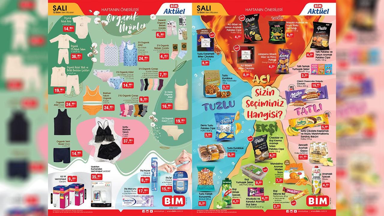 BİM aktüel ürünler kataloğu yayınlandı! BİM 17 Eylül Cuma 2021 aktüel ürünler indirimli fiyat listesi