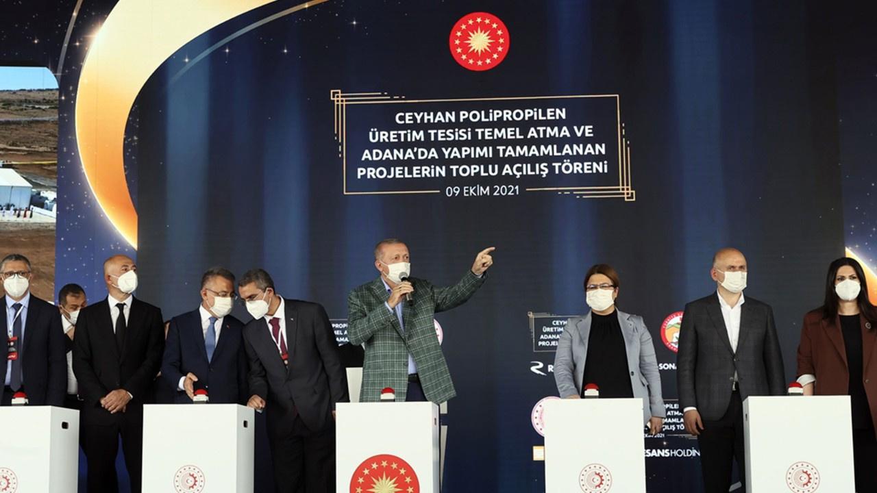 Cumhurbaşkanı Erdoğan'dan yatırımcılara çağrı!