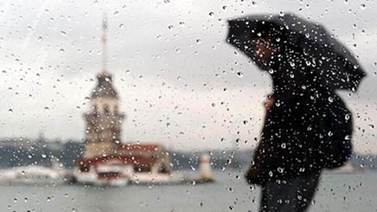 Meteoroloji'den 3 günlük sağanak yağış uyarısı