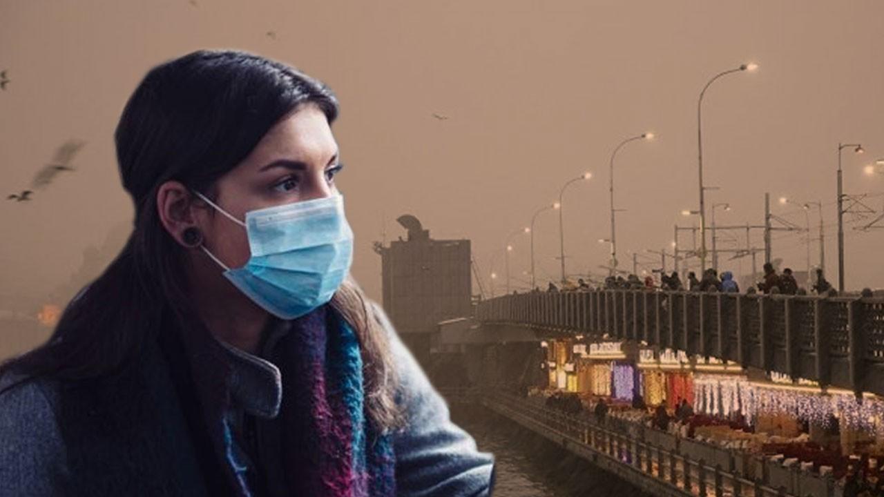 Hava kirliliğinde koronavirüs etkisi!