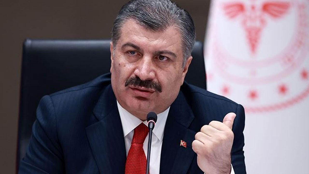 """Bakan Koca'dan flaş """"Turkovac"""" açıklaması"""