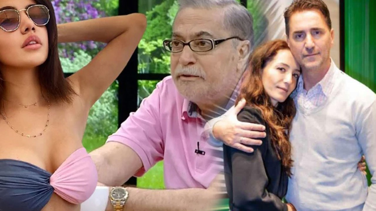 Aksoy: Eşim benimle aynı sahnede taciz edildi