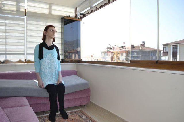 Dünyanın en uzun boylu kadını Rümeysa Gelgi Guinness Rekorlar Kitabı'nda! - Sayfa 3