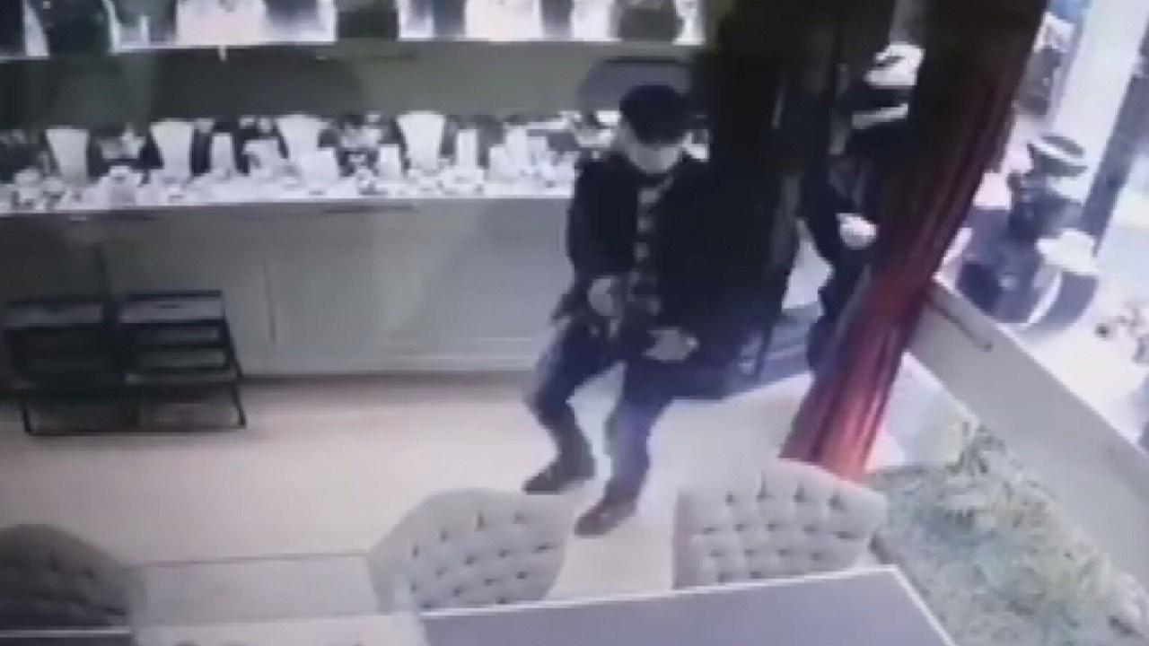 Nişantaşı'nda güpegündüz soygun