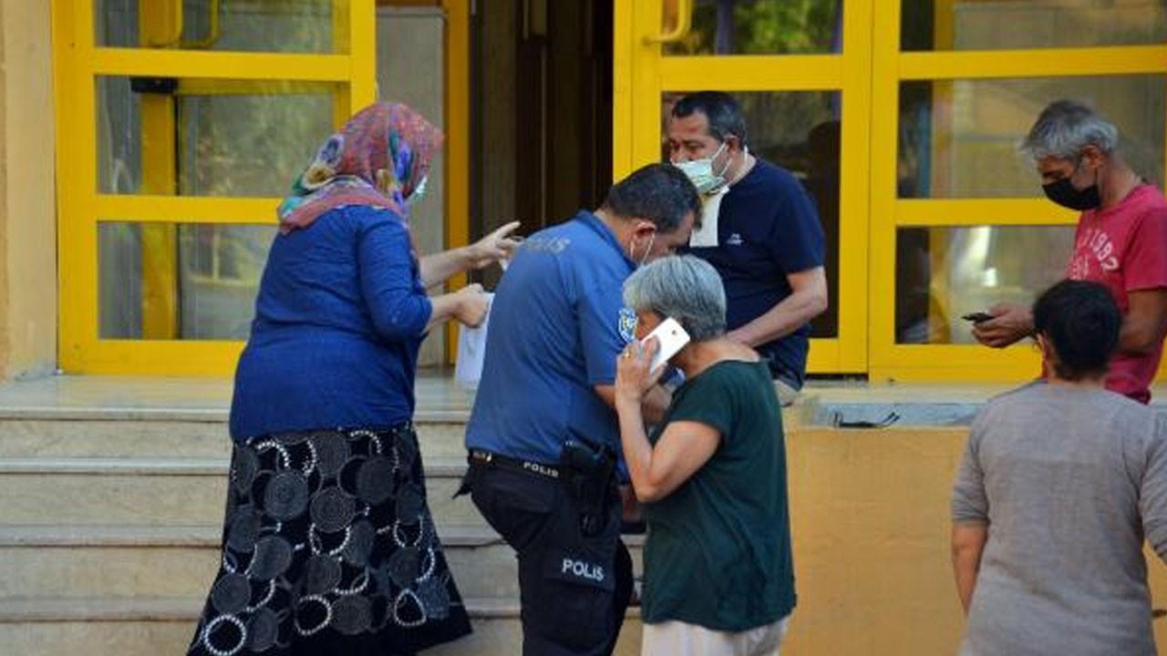 Adana'da emekli doktor evinde başından tüfekle vurulmuş halde bulundu