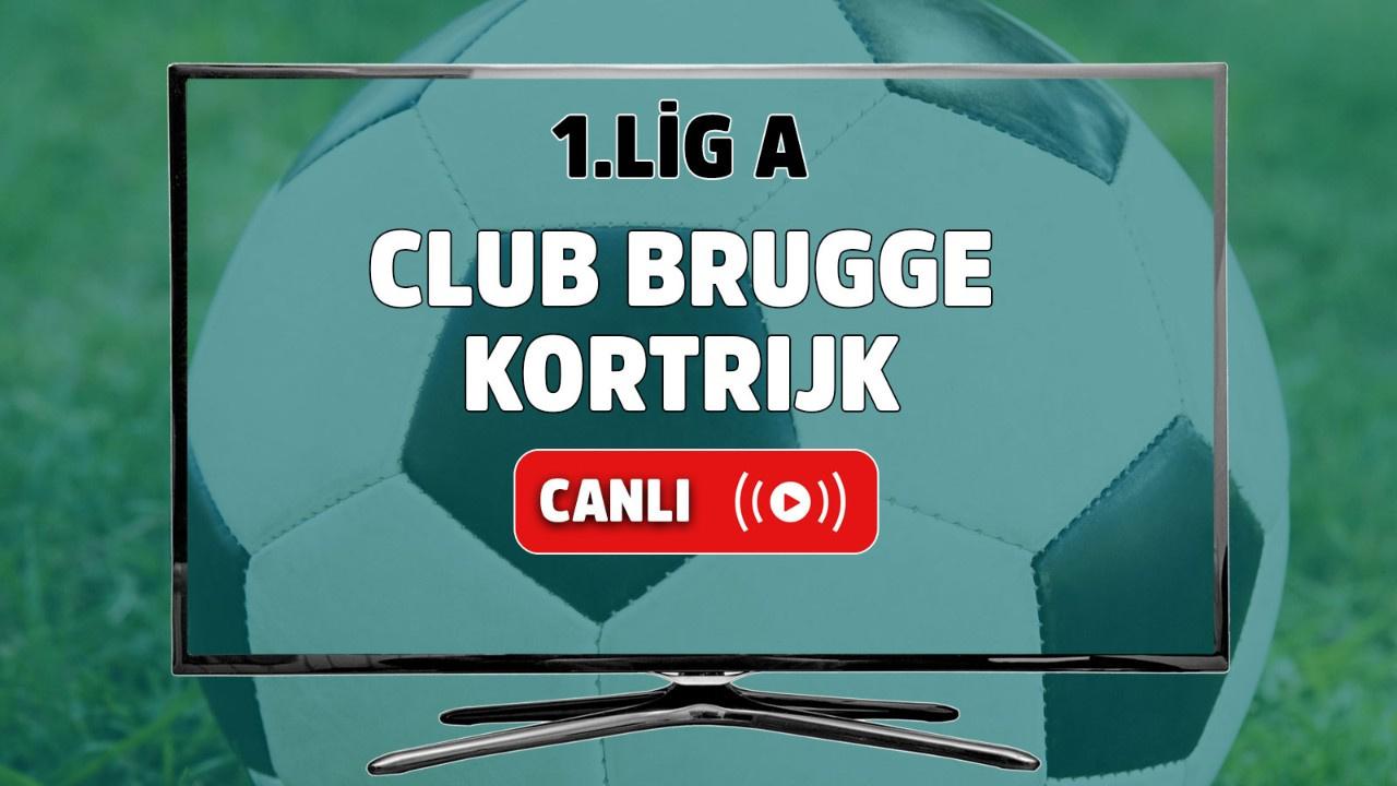 Club Brugge - Kortrijk Canlı maç izle