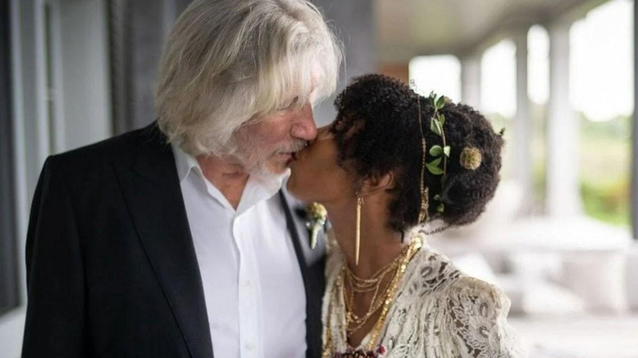 Ünlü şarkıcı 78 yaşında 5'inci kez evlendi