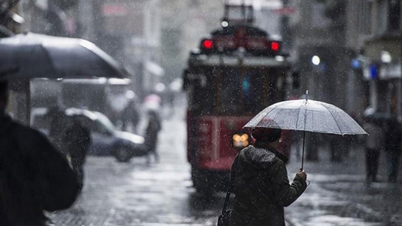 Bu illerde yaşayanlar dikkat! Meteoroloji 15 Ekim Cuma günü hava tahmin raporunu yayımladı! Kuvvetli yağış geliyor