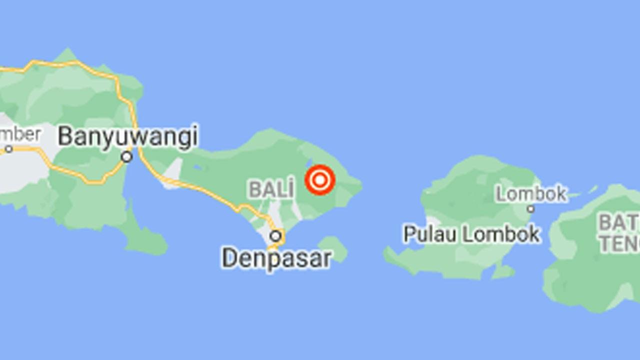 Endonezya'da 4.8 büyüklüğünde deprem