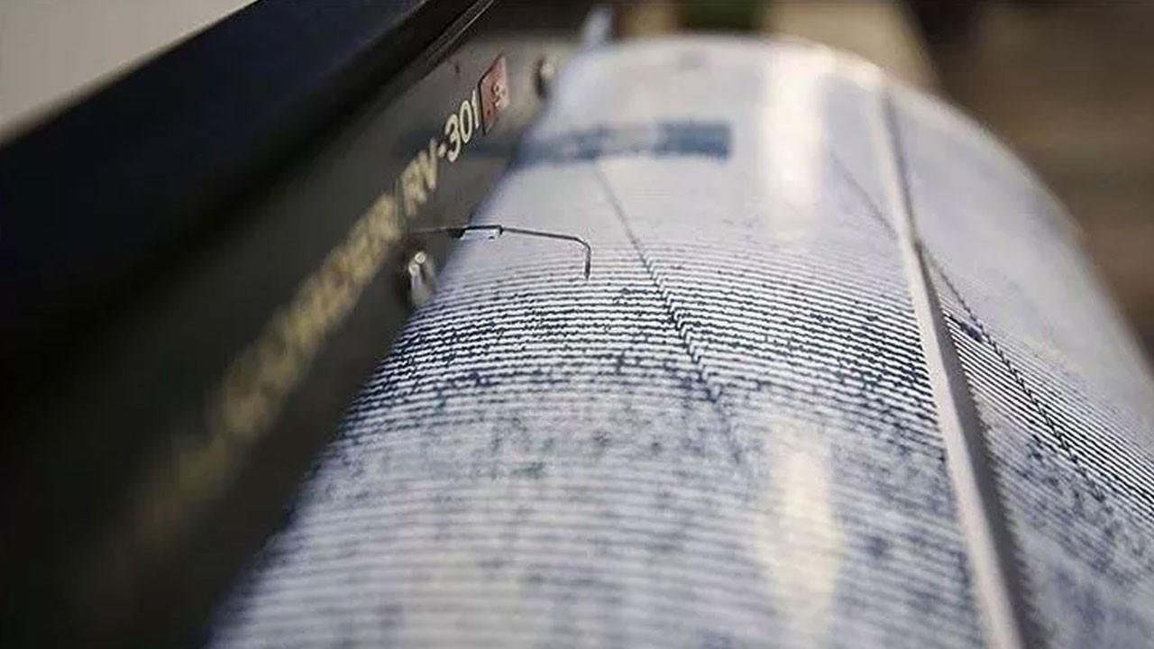 Muğla'da gece yarısı deprem