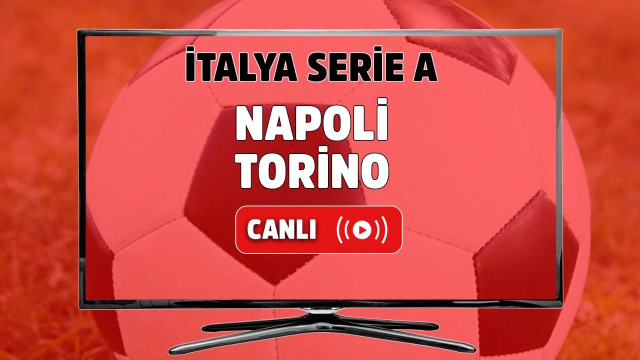 Napoli Torino Canlı maç izle