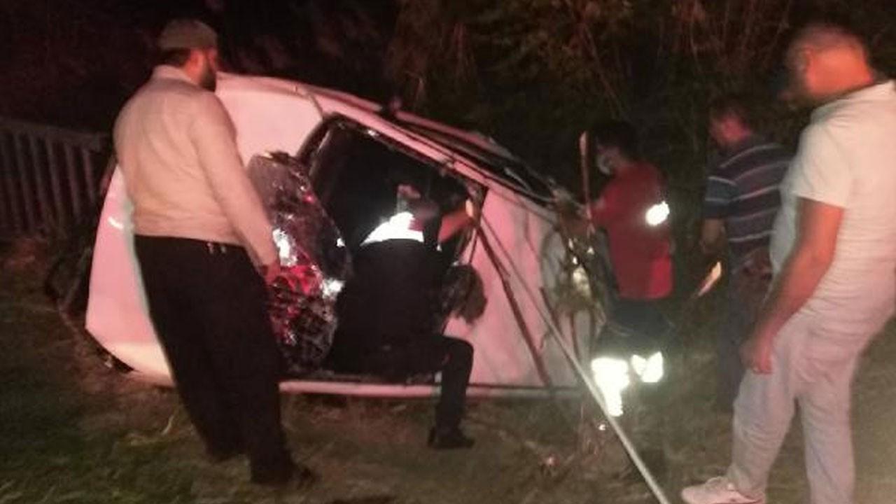 Osmaniye'de feci kaza: Ölü ve yaralılar var