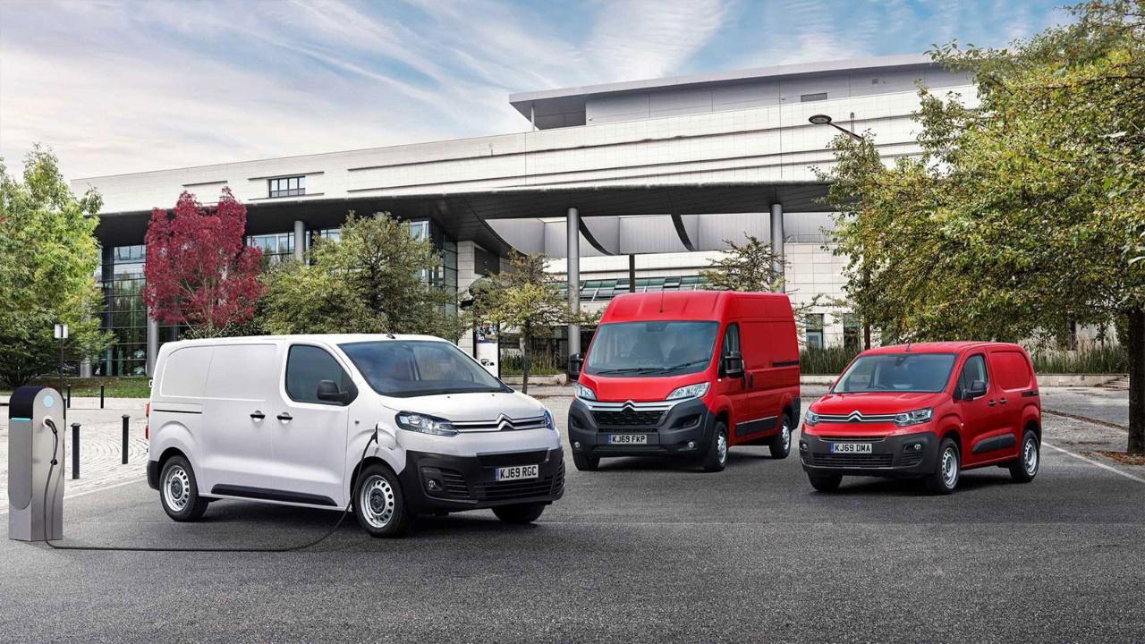Citroen Ekim ayı kampanyaları! Citroen Berlingo Van, Citroen Jumper ve Citroen Jumpy fiyatları ne kadar?