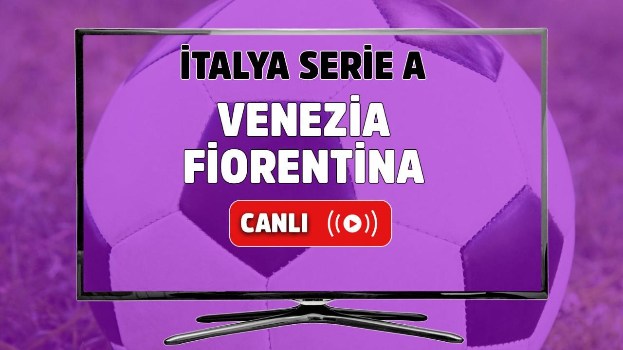 Venezia-Fiorentina canlı maç izle