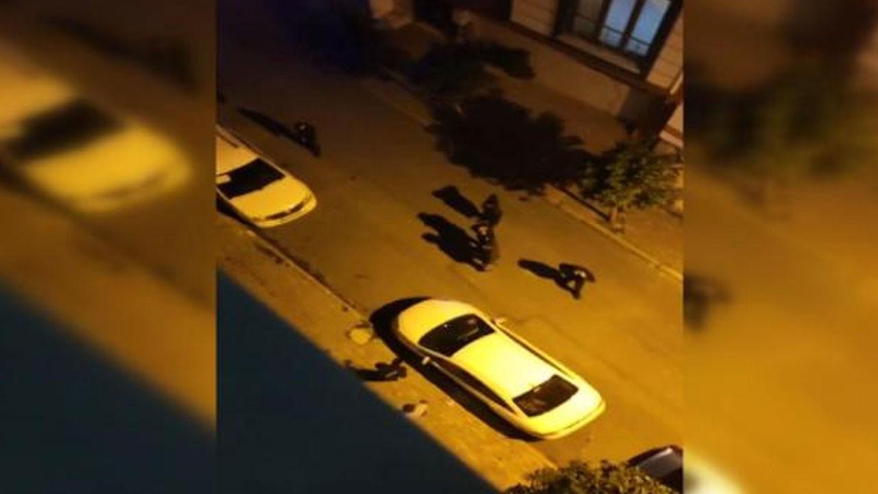 Bağcılar'da iki grup arasında silahlı çatışma