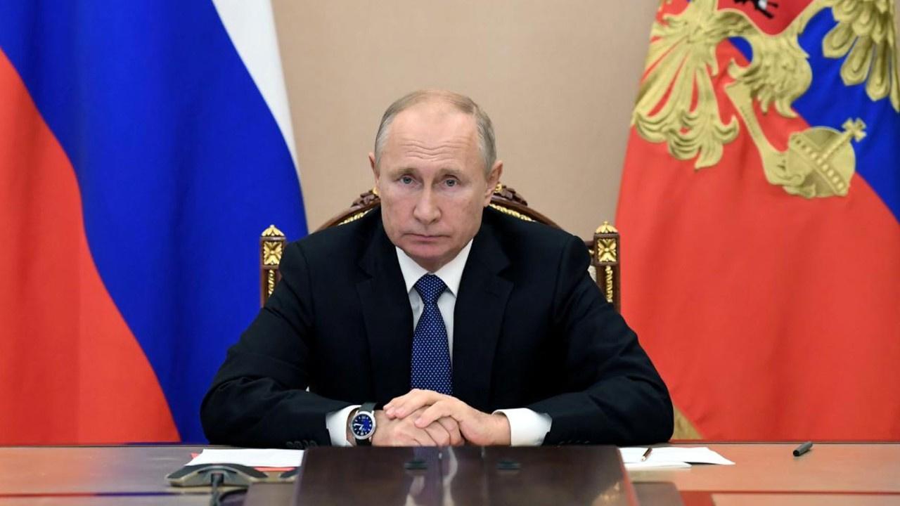 Rusya kapanıyor! Putin'den flaş onay