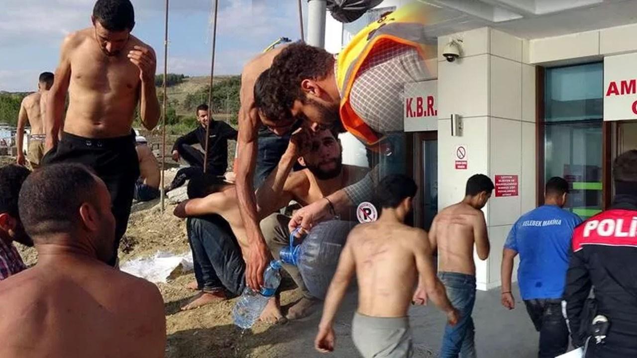 Sınırda Yunan zulmü! Görüntüler dehşete düşürdü