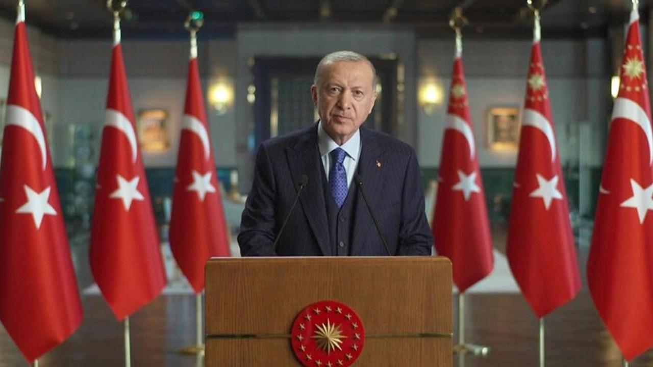 Erdoğan: Küresel bir krizle mücadele ediyoruz