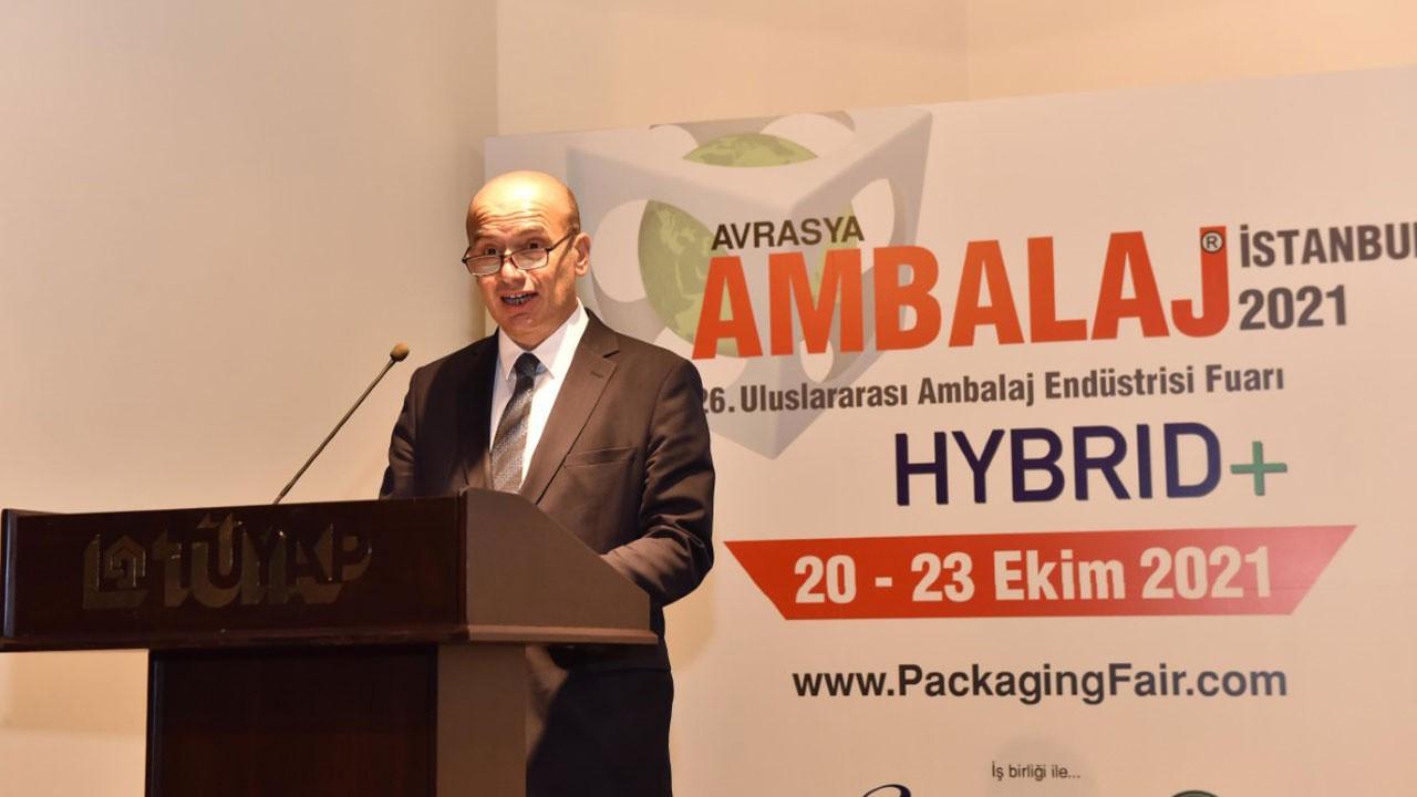 Avrasya Ambalaj İstanbul Fuarı kapılarını açtı