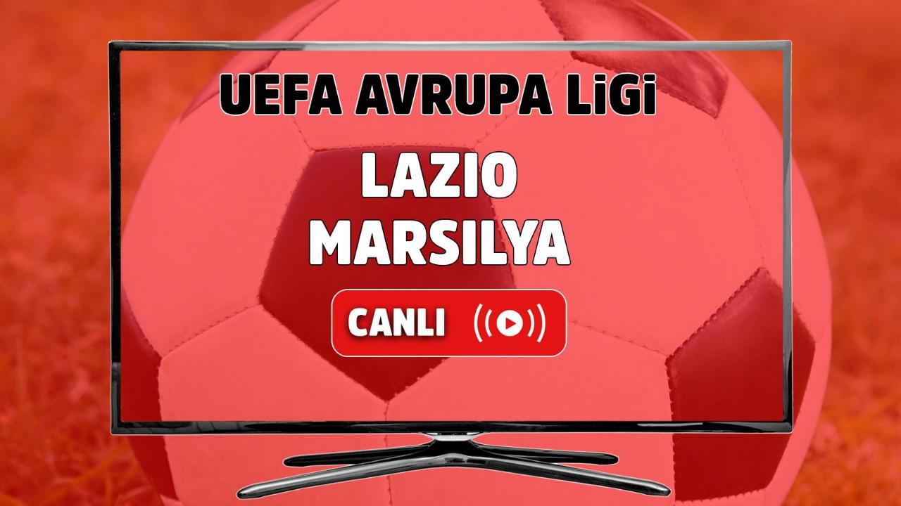 Lazio - Marsilya Canlı