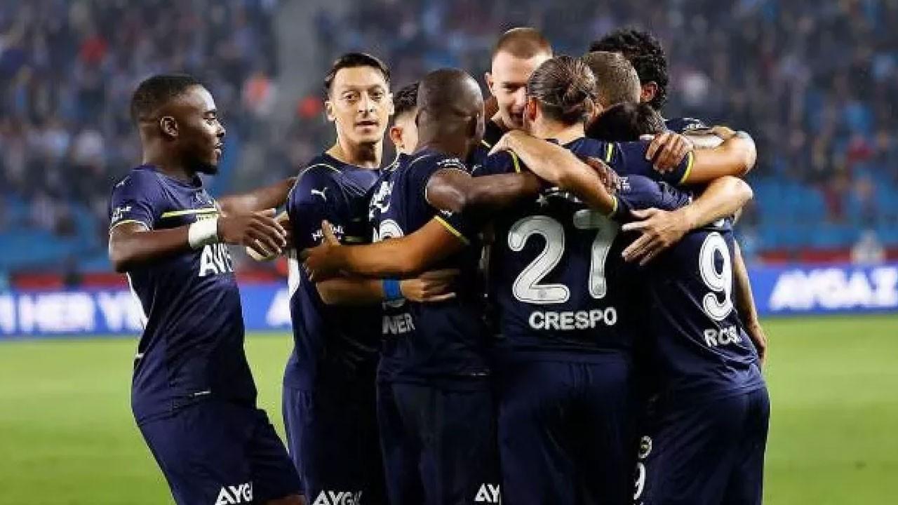 Fenerbahçe - Royal Antwerp maçı ilk 11'ler