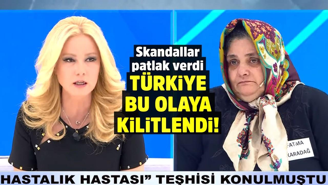Fatma Karadağ'ın Müge Anlı'da yalanları ortaya çıktı! İşte dolandırıcılık hikayesi