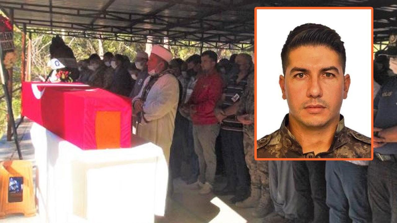Kazada ölen özel harekat polisi toprağa verildi