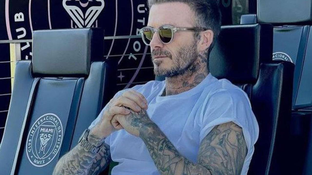 David Beckham Dünya Kupası için Katar'la anlaştı! Alacağı para dudak uçuklattı