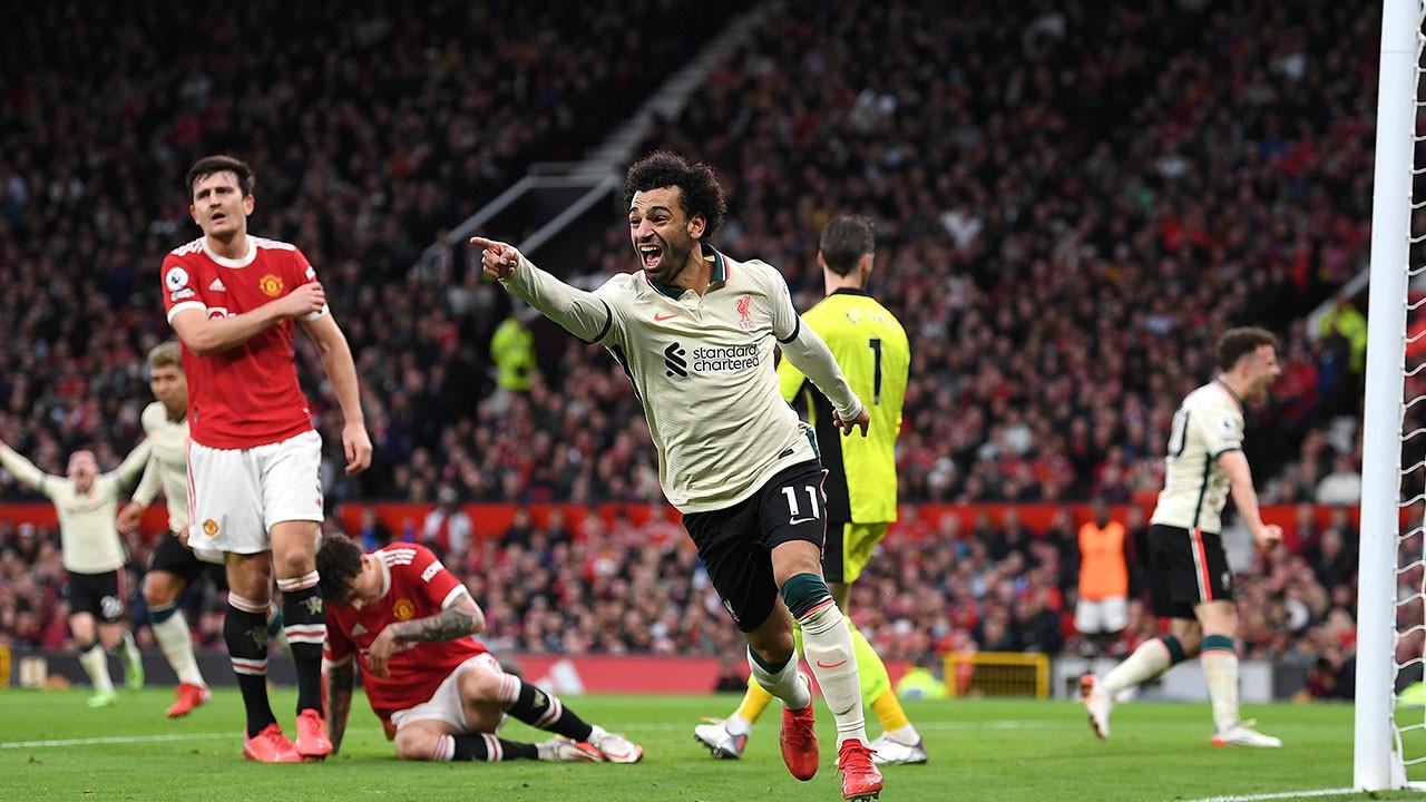 Salah uçtu, Liverpool 5 attı!