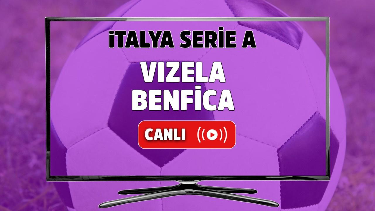 Vizela-Benfica Canlı maç izle