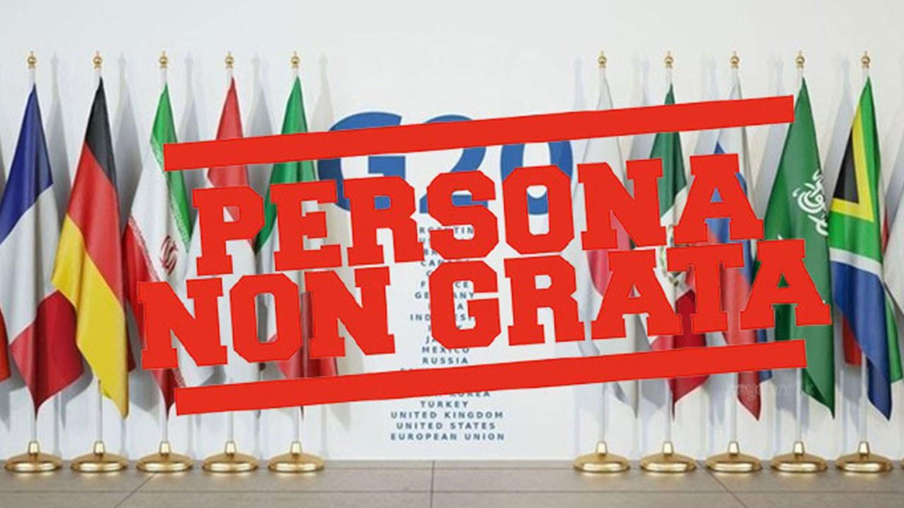 'İstenmeyen adam (persona non grata)' nedir? Süreç nasıl işleyecek? Persona non grata ilan edilen 10 Büyükelçi kimdir?