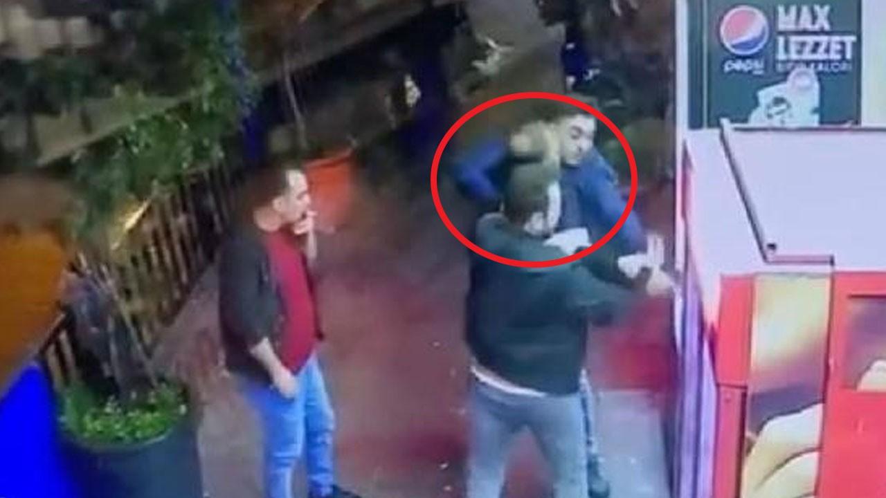 Saldırgan, polis tarafından böyle yakalandı