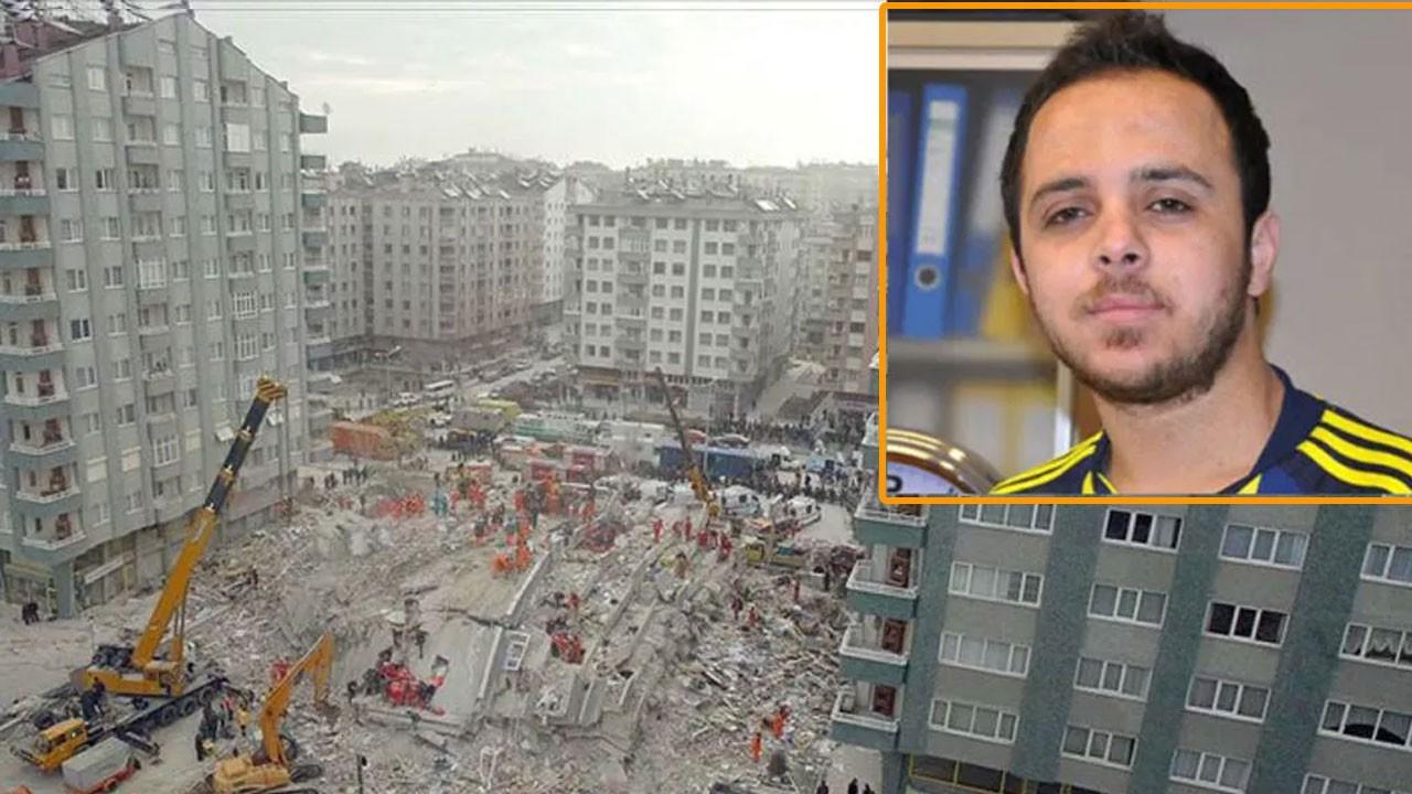 Enkazdan kurtulan Muhammet'ten acı haber! Balkondan düşerek hayatını kaybetti