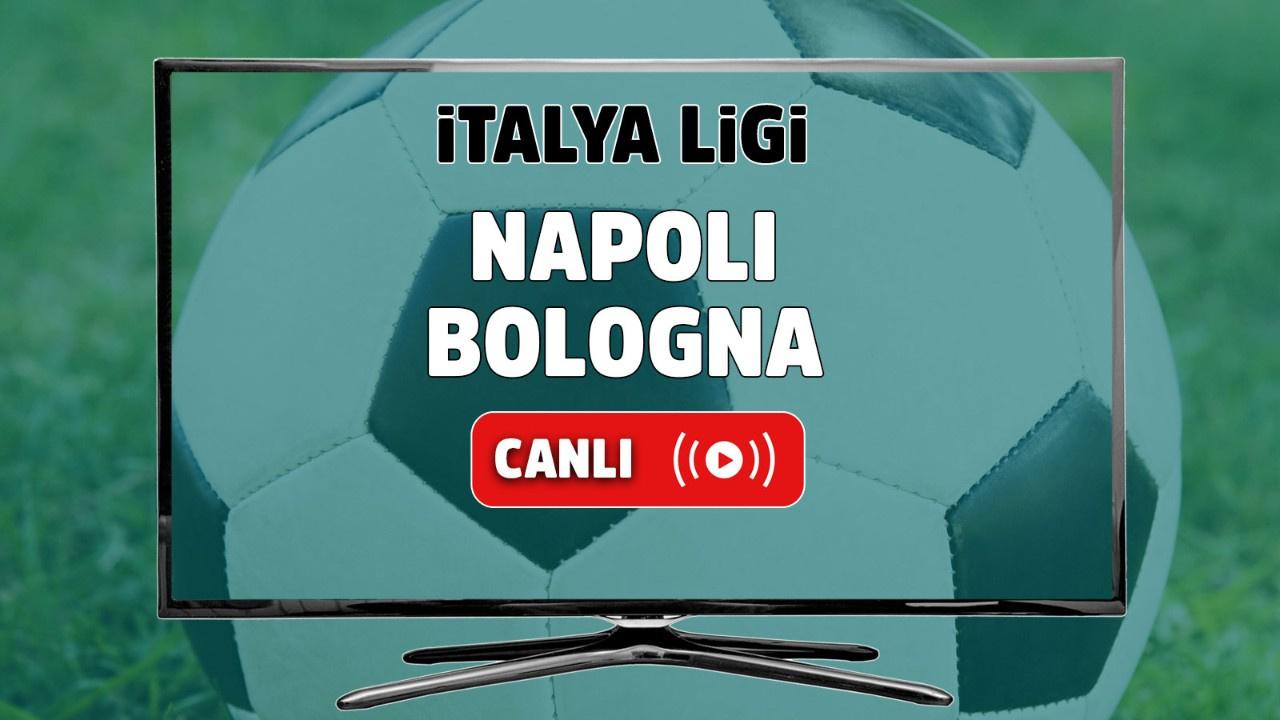 Napoli - Bologna Canlı maç izle